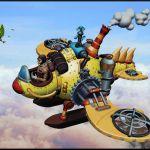 Steam Bird Flyer