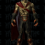 Kain full Front Done