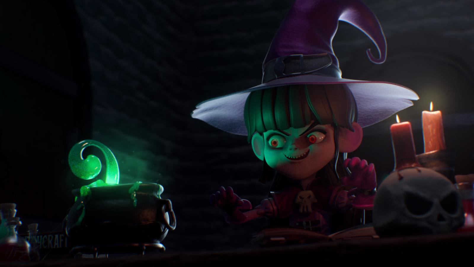 The Great Evil Witch