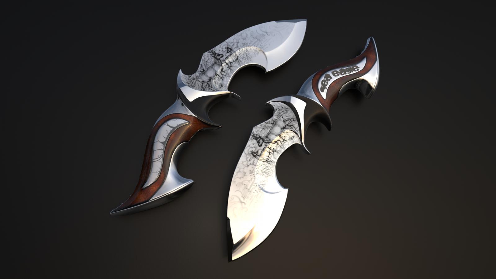 Knife - Sea Eagle