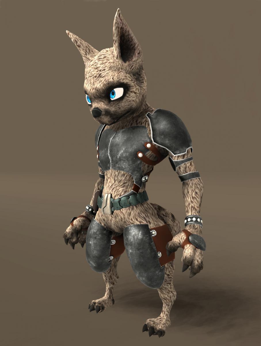 """Raccoon """"Darrah"""""""
