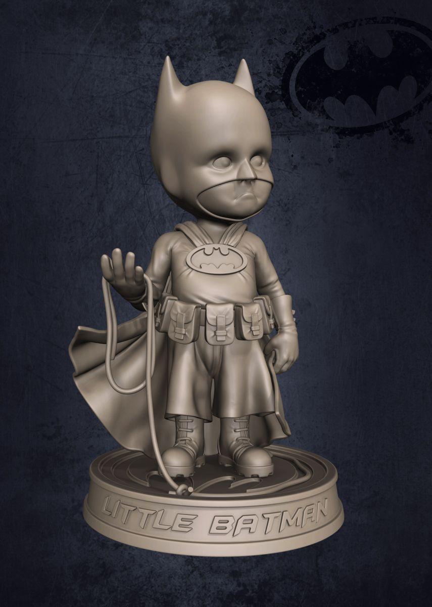little batman 01