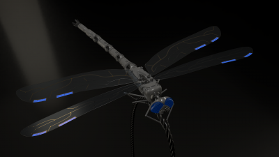 Dragonfly based on Intel Core 2 Duo
