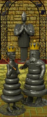 Kong, Queen & Bishop