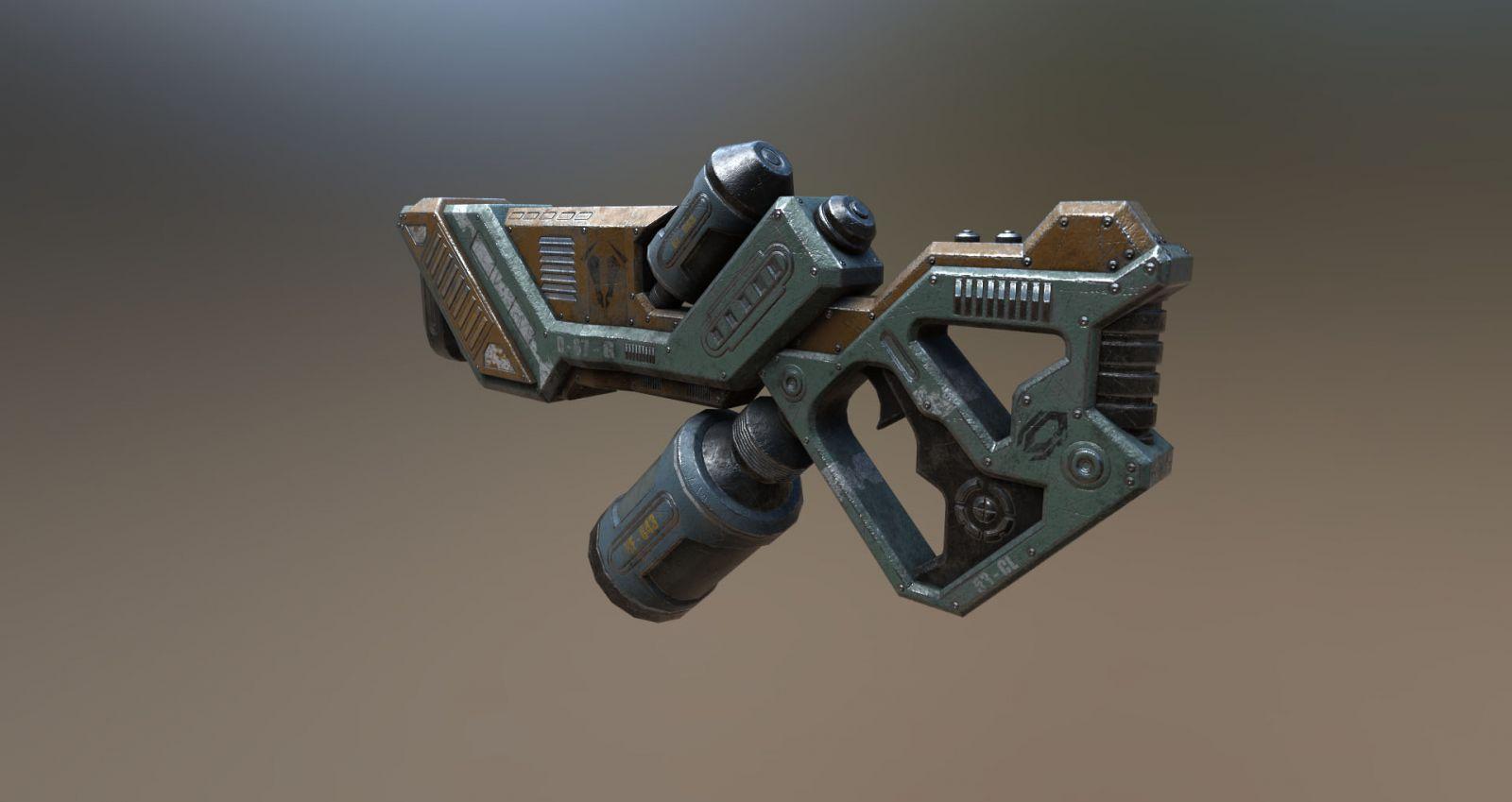 Gun 03 Side Back