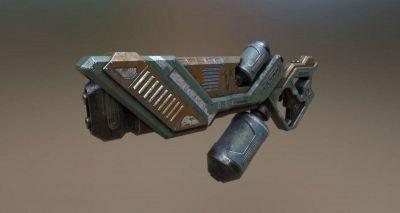 Gun 03 Front