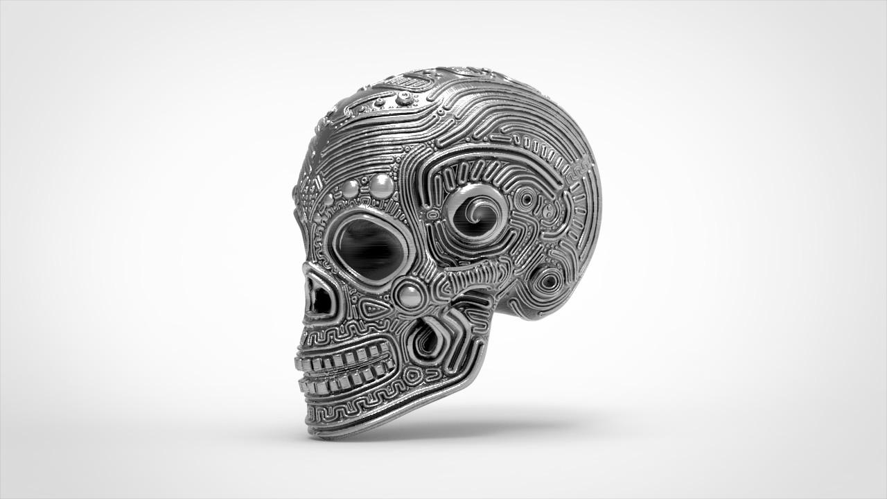 skull deko6