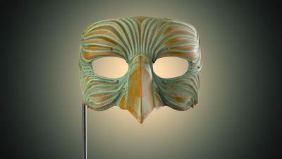 mask 3 4