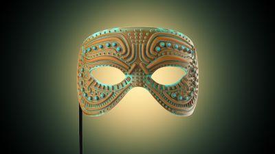 mask bronze 3 3