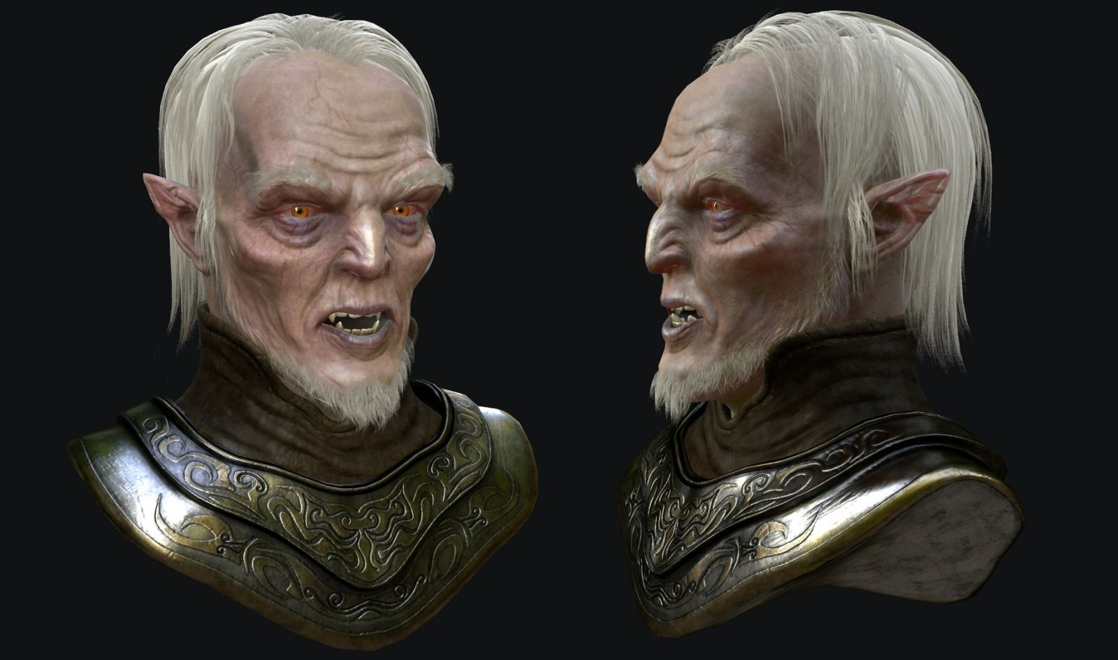 vampire real-time model
