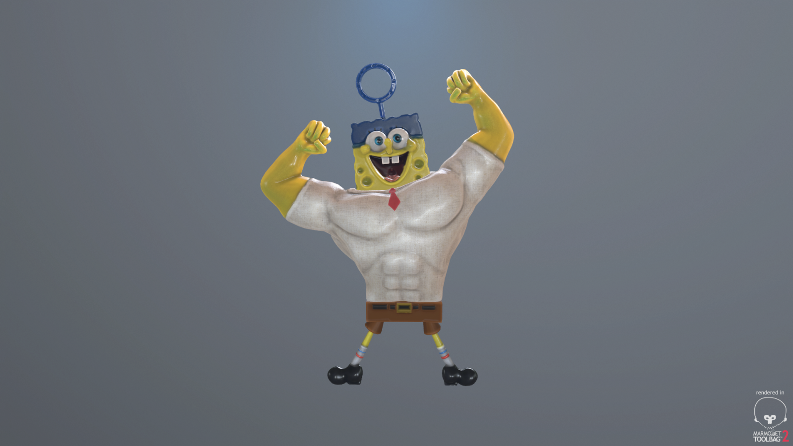 Toon 3D Characters