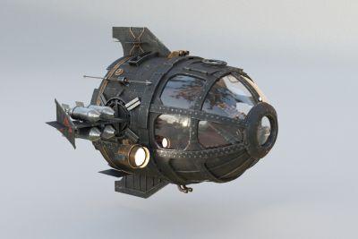 Sub Pod - Atlantis-
