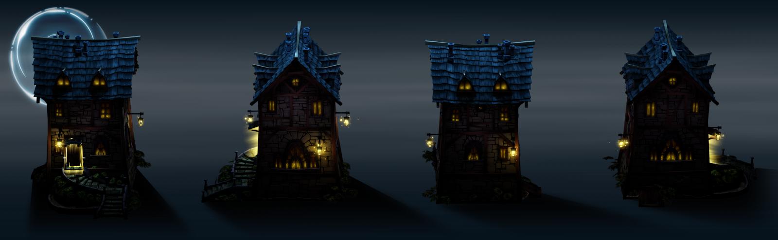Tristram's House