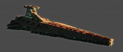 Venator Class Stardestroyer