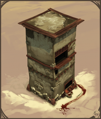 Alcarnus's House