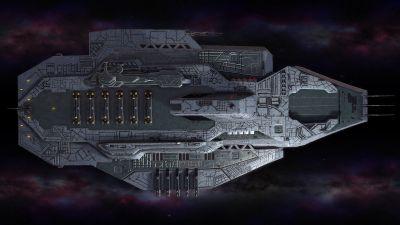 Polaris Sector game. Human race. Dreadnought.