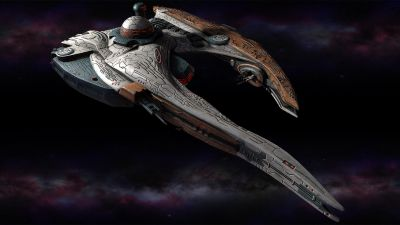 Polaris Sector game. Gavakens race. Cruiser