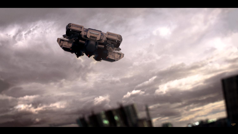 Titan Cargoship