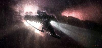 Alien Frigate