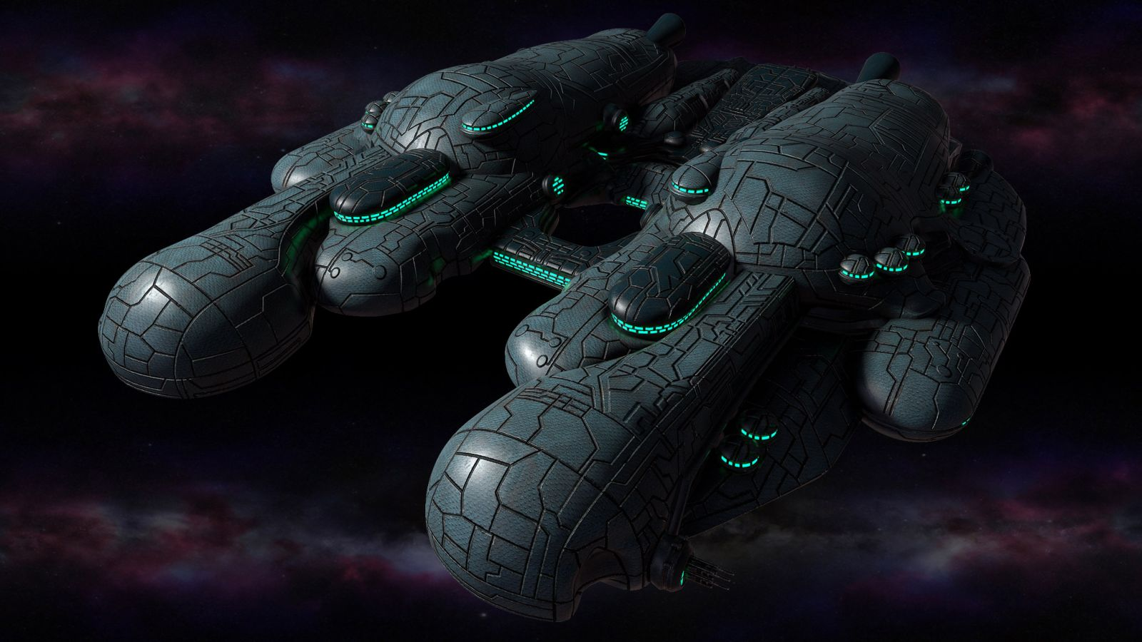 Polaris Sector game. Eriances race. Destroyer