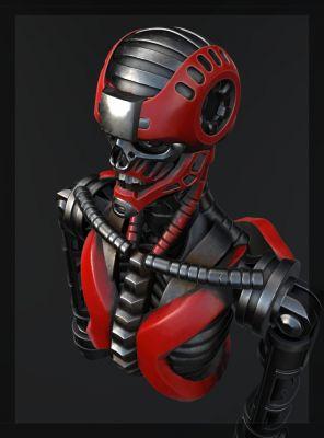 Funky robo2