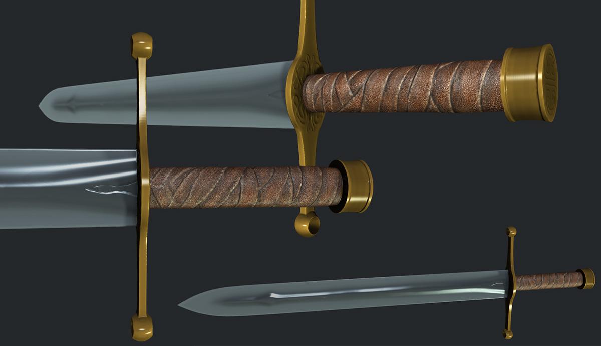 Used Sword