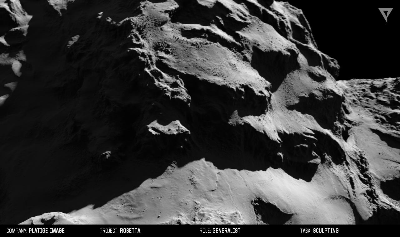comet PI 13