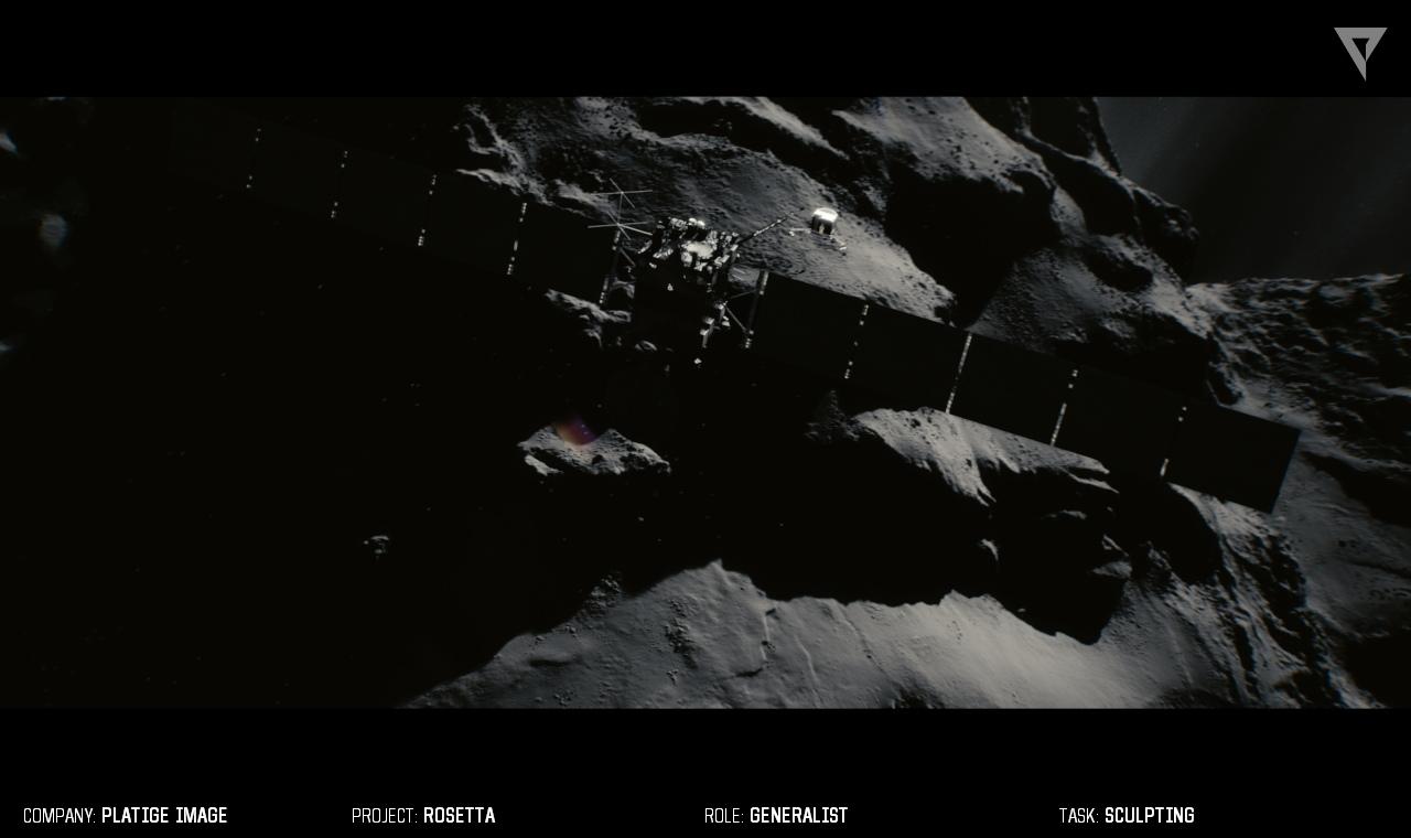 comet PI 14
