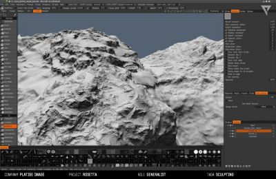 comet PI 09