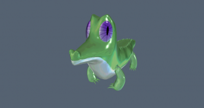 Silly Silly Aligator