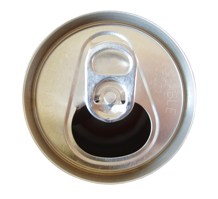 dimensions of a coke can in cm