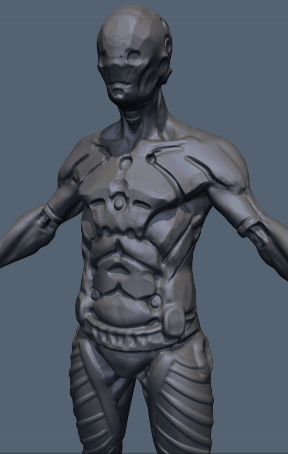 SurfaceMode sculpting presets - Page 2 - 3DCoat Exchange
