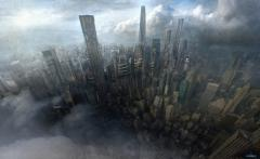 Sci-fi/Modern City