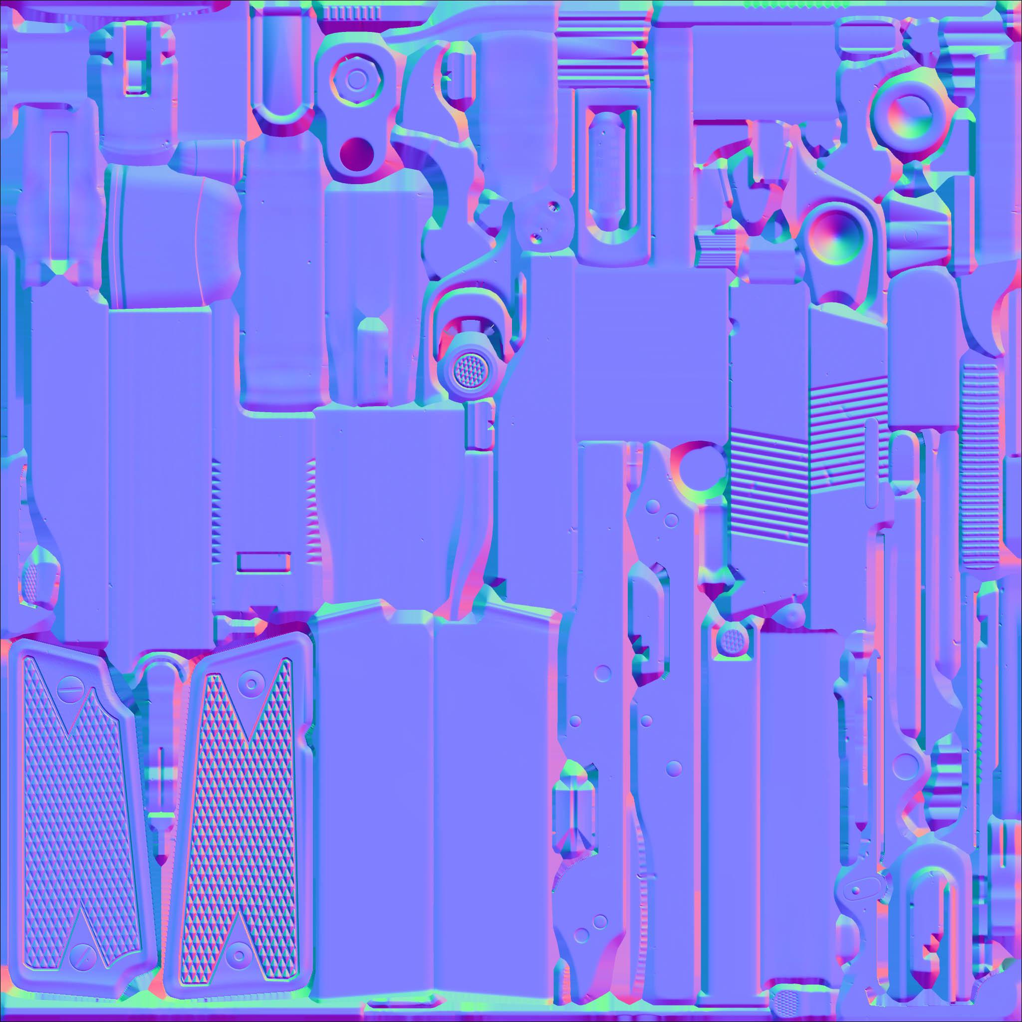 Solved Normal Map Seams 3DCoat 3D Coat Forums