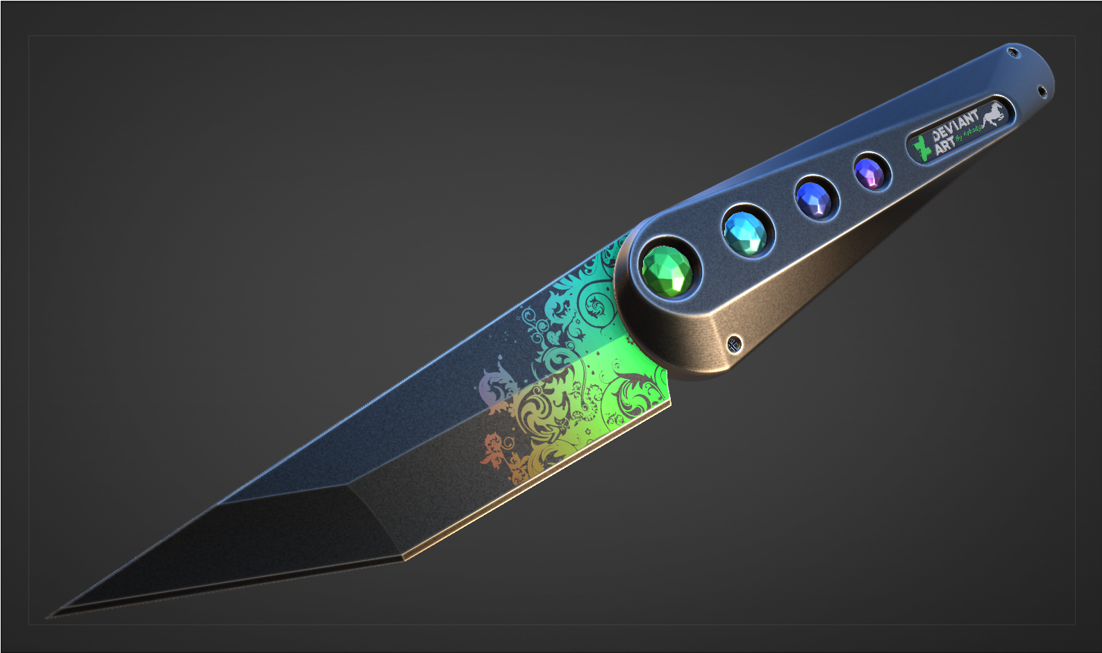 Creative knife