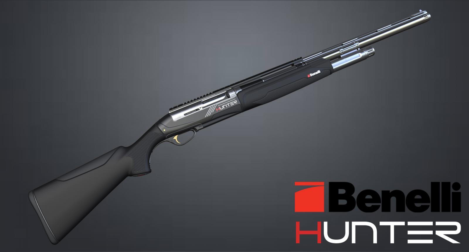 Benelli Hunter
