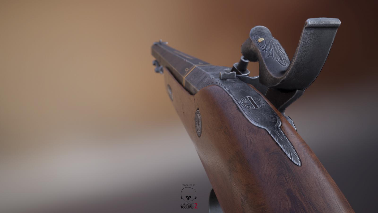 Capsule pistol fpview