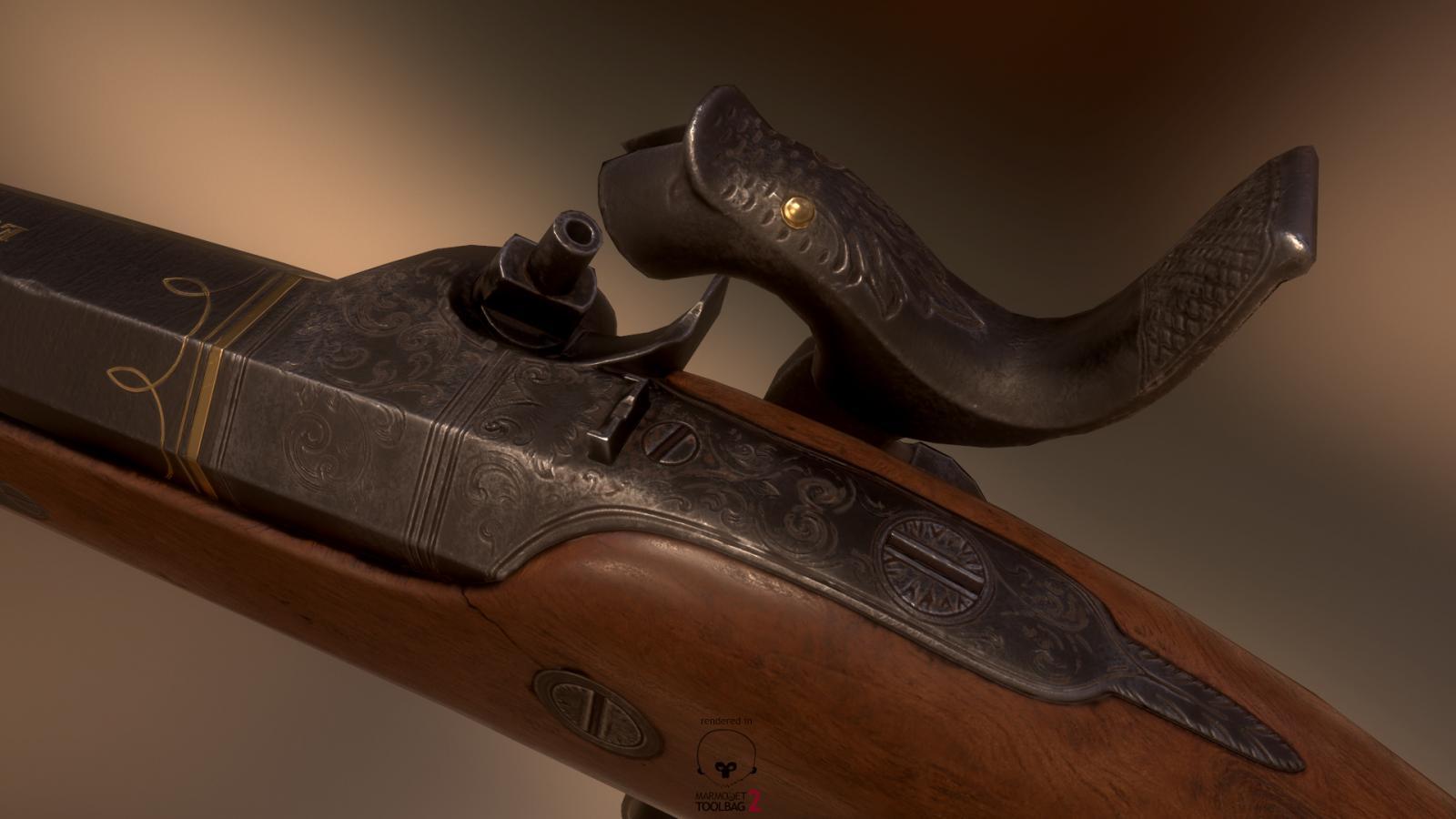 Capsule pistol