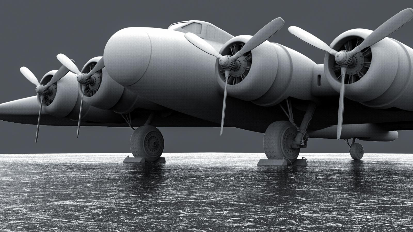 b17-jet 1822 jpg - Gallery of Finished Works - 3D Coat Forums