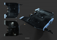 Spaceship paint exercise