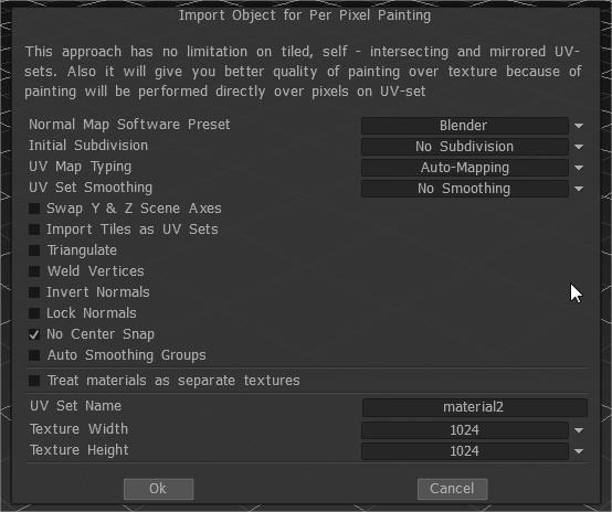 zbrush->3d coat -> zbrush workflow - 3DCoat - 3D Coat Forums
