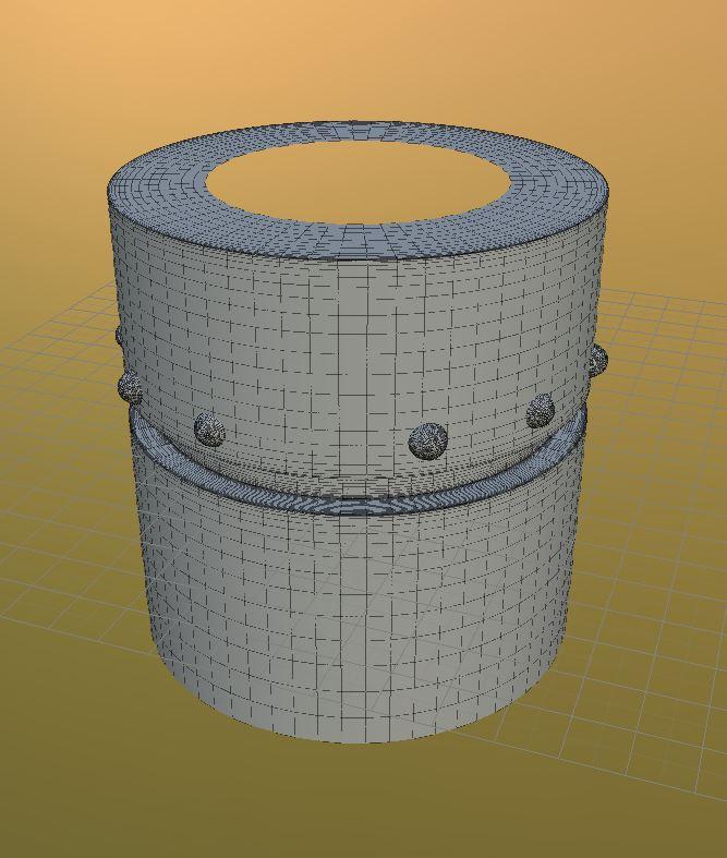 Solved] Model shrink when imported back to Maya - 3DCoat