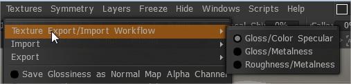 Turn off specular glow - 3DCoat - 3D Coat Forums