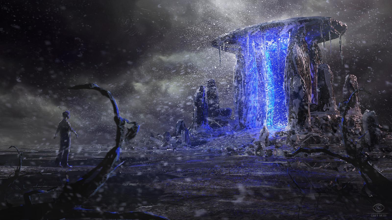 Gate of Anger