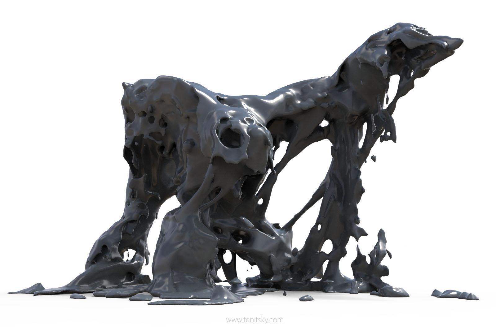 Mud Creature