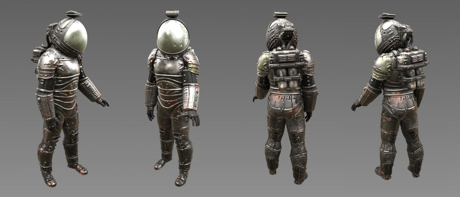 Astronaut's findings