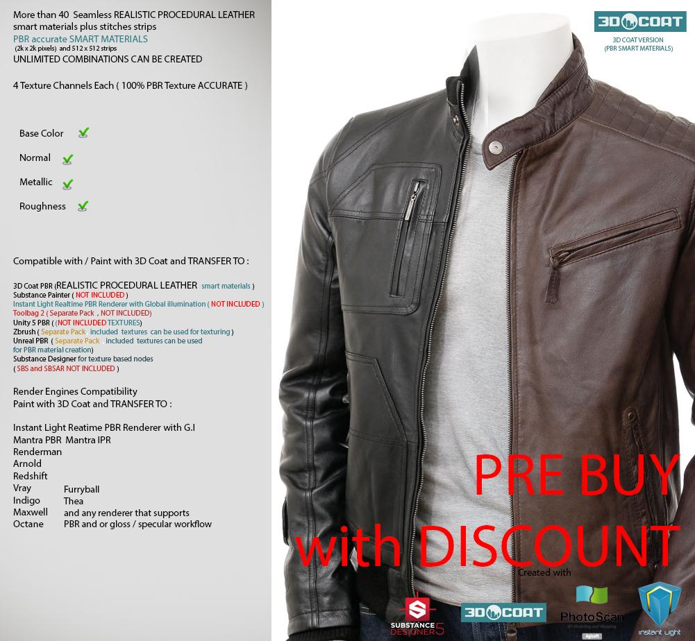 SMART MATERIAL PROCEDURAL - Page 12 - 3DCoat - 3D Coat Forums