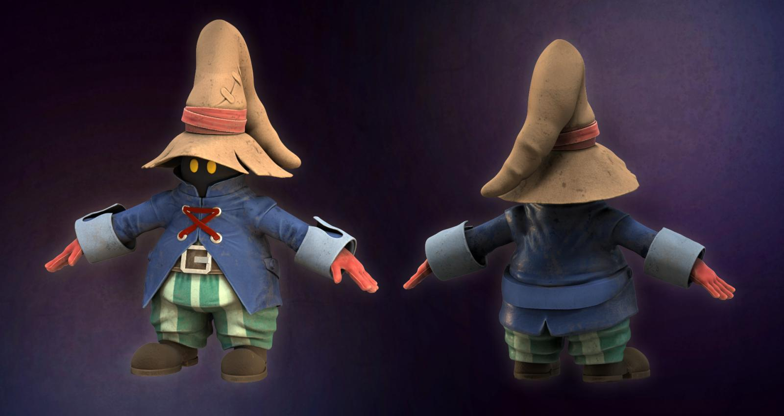 Vivi - Color Render
