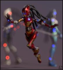 e-LysE | IronGirl