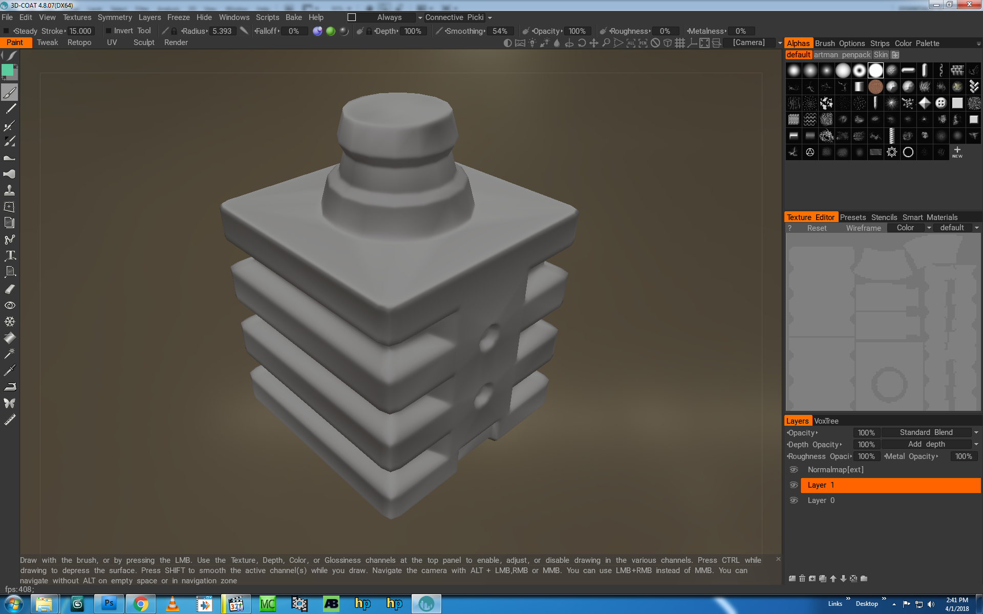 Normal map tangent basis issues  - 3DCoat - 3D Coat Forums